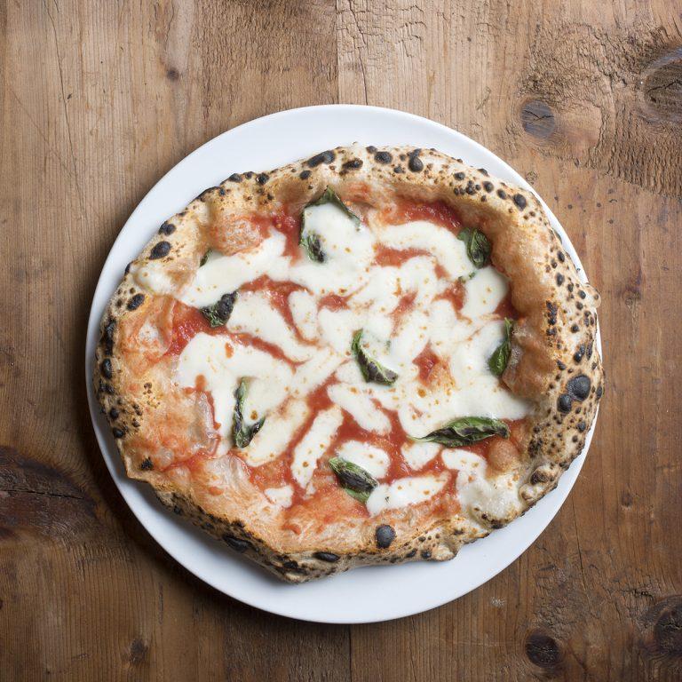 Pizza Margherita 480GRADI