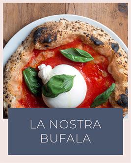 Pizza alla Bufala